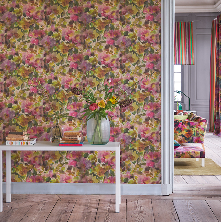 Designersguild wallpaper